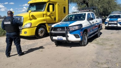 Photo of Recupera SPM un tractocamión robado horas antes
