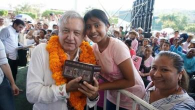 Photo of AMLO invita a celebrar primer año de gobierno en el Zócalo