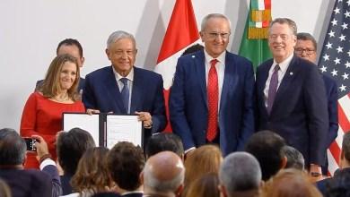 Photo of Firman negociadores acuerdos modificatorios al T-MEC