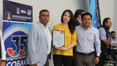 Photo of COBAQ fortalece la enseñanza del idioma inglés