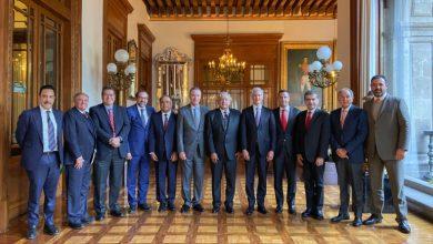 Photo of Presidente acuerda trabajo conjunto con gobernadores del PRI