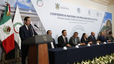 Photo of Convoca el Gobernador a trabajar por la seguridad y la justicia