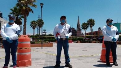 Photo of Vigilantes ciudadanos apoyan a combatir Covid-19 en Pedro Escobedo