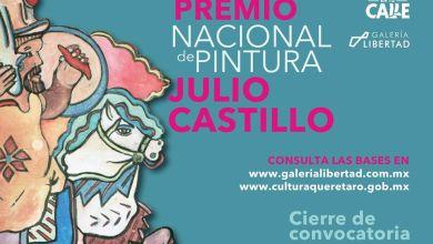 Photo of Lanzan Convocatoria al Premio Nacional de Pintura Julio Castillo 2020