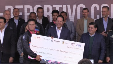 Photo of INDEREQ garantiza estímulos a ganadores del Premio Estatal del Deporte
