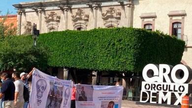 Photo of Médicos y enfermeras protestan por falta de equipo de protección en Querétaro