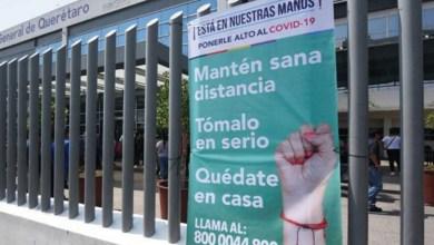 Photo of Querétaro iniciaría desconversión de hospitales Covid-19