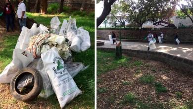 Photo of Sociedad y Gobierno trabajan en limpieza del Río San Juan