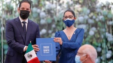 Photo of En quinto informe de gobierno, Pancho Domínguez llamó a reconciliar al país