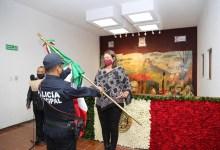 Photo of Elvia Montes dio el Grito de Independencia desde presidencia