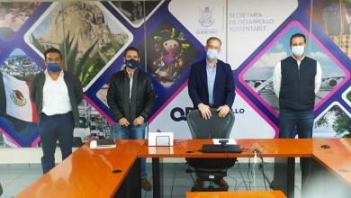 Photo of Suman esfuerzos UGRQ y Sedesu para promover a productores locales