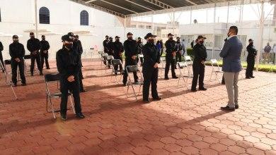 Photo of Se integran 22 elementos al equipo de custodia de la CESP