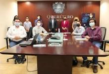 """Photo of Estudiantes de Diseño Industrial, finalistas en concurso municipal """"Diseño de Árboles Solares"""""""