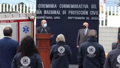 Photo of Querétaro conmemora el Día Nacional de Protección Civil