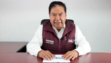 Photo of Fallece senador de Morena Joel Molina Ramírez por Covid-19