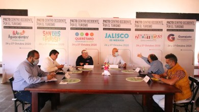 Photo of Promueven turismo responsable y entregan Sello Safe Travels a municipios