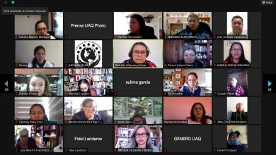 Photo of Se forman autoridades y funcionarios UAQ en perspectiva de género