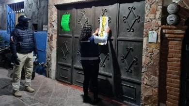 Photo of SESEQ suspende un bar en el municipio de Tequisquiapan por incumplir medidas sanitarias