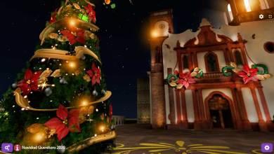 Photo of Plataforma Navideña en Querétaro recibió 30 mil visitas