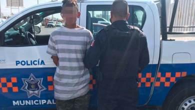 Photo of Detienen a sujeto por delitos contra la salud