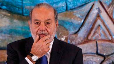Photo of Carlos Slim Helú se infectó de Covid-19