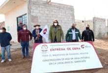 Photo of Llevan desarrollo a localidad El Sindicato en Ezequiel Montes