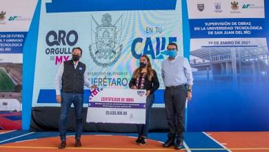 Photo of Acompaña Memo Vega al gobernador en la entrega de obras en beneficio de los sanjuanenses