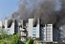 Photo of Cinco muertos por incendio en la mayor fábrica de vacunas, en India