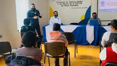 Photo of Pedro Escobedo impulsa la seguridad mediante la prevención