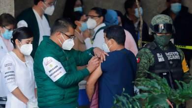 Photo of Médicos y Enfermeras en San Juan del Río presentaron reacción a la vacuna