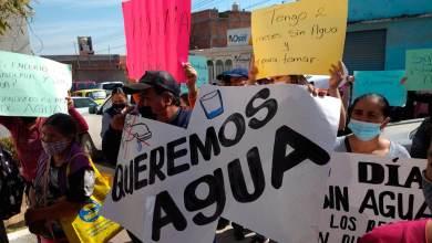 Photo of Llevan un mes sin agua en San Antonio la Labor, Amealco