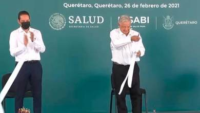 Photo of AMLO y Pancho Domínguez inauguran nuevo Hospital General de Querétaro