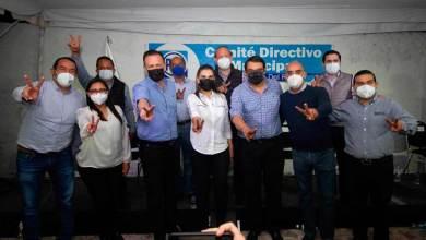 Photo of Militancia del PAN en San Juan del Río muestra unidad con precandidatos