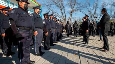 Photo of Mejoran condiciones laborales para policías de San Juan del Río