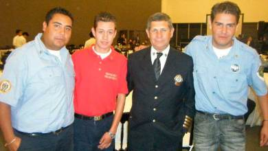 Photo of Bomberos está de luto, falleció el comandante José Luis Peña de Amealco