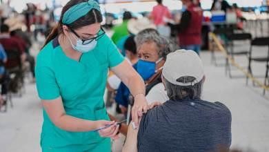 Photo of Avanza vacunación contra Covid-19 en Querétaro; Cadereyta está al 100%