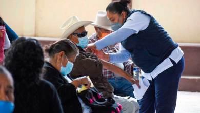 Photo of Mañana segundas dosis de vacuna anti Covid-19 en Pedro Escobedo