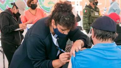 Photo of En tres días vacunaron a 14 mil adultos mayores en la capital de Querétaro