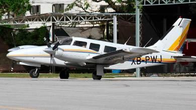 Photo of Avioneta aterrizó de emergencia en AIQ de Querétaro