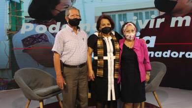 Photo of Seguridad, movilidad y agua potable serán resueltos con Celia Maya