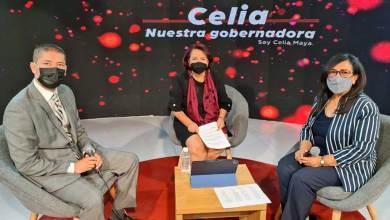 Photo of Celia Maya promoverá un mejor sistema de Salud