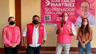 Photo of Fuerza por México arropa a Ricardo Badillo por San Juan del Río