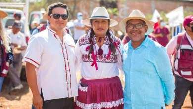 Photo of Con el corazón Eugenia Margarito ganará distrito 08 con MORENA