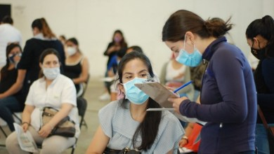 Photo of Vacunación de personas de 40 a 49 años inicia en 4 alcaldías el 1 de junio
