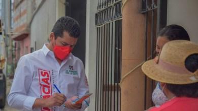 Photo of Toño Macías se compromete con la educación en Tequisquiapan