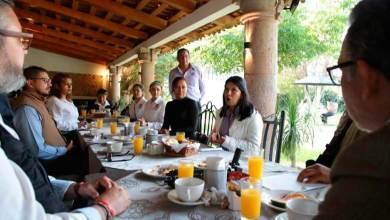 Photo of Mary Ibarra presenta propuestas del PES a sanjuanenses