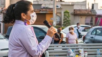 Photo of Mary Ibarra ofrece buena administración del presupuesto