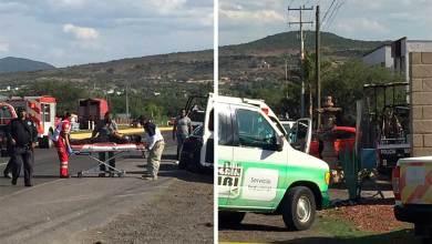 Photo of Ladrón de taxi deja como saldo un muerto y un prensado en Tequisquiapan