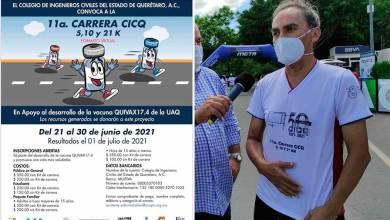 Photo of Continúan abiertas las inscripciones para la 11a Carrera del CICQ