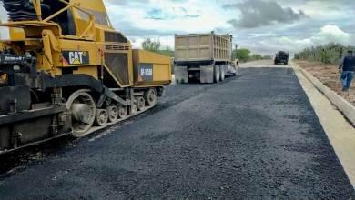 Photo of Modernización de carretera El Sitio-Cerro Gordo al 80%